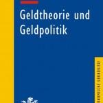 Cover Geldtheorie und Geldpolitik